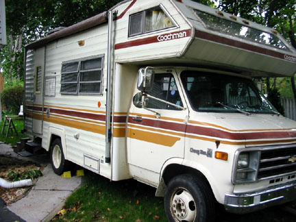 coachman motor home