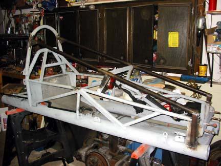 Auto Racing Formula  on Bbsgarage Solo Vee Build Continued
